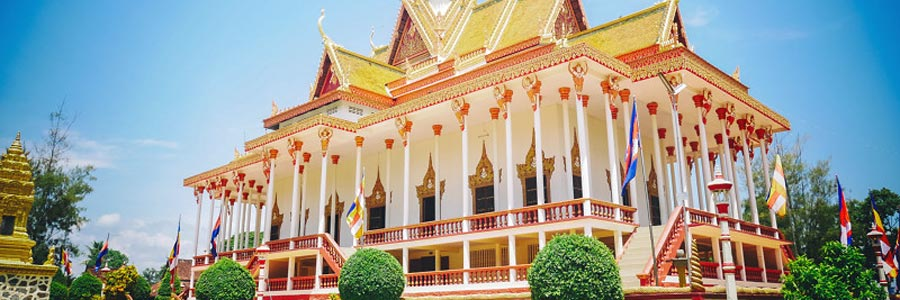 Hoteltipps Phnom Penh © Easia Travel