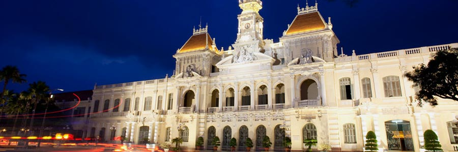 Hoteltipps Saigon © Easia Travel